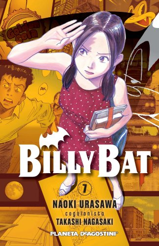 9788468476896: Billy Bat 07