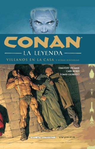 9788468476971: Conan la leyenda nº5