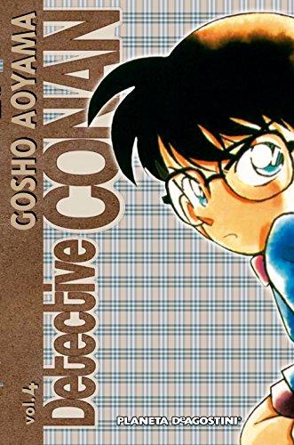 9788468477022: Detective Conan nº 04 (Nueva Edición) (Manga Shonen)
