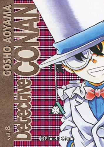9788468477060: Detective Conan nº 08 (Nueva Edición) (Manga Shonen)