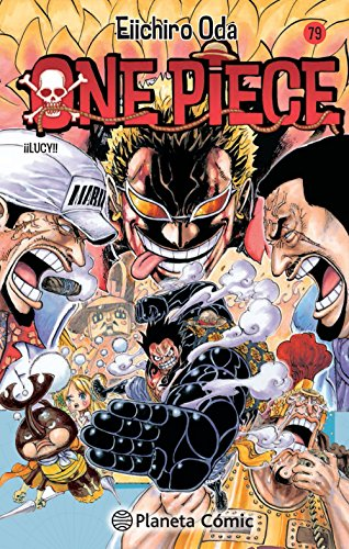 9788468477800: One Piece nº 79: ¡¡Lucy!! (Manga Shonen)