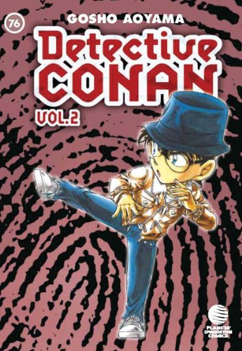 9788468478166: Detective Conan II nº 76