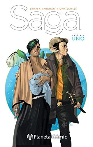 Saga 01: Fiona, Kvaughan, B. Staples