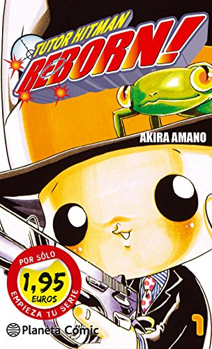 PS TUTOR HITMAN REBORN Nº 01 1,95