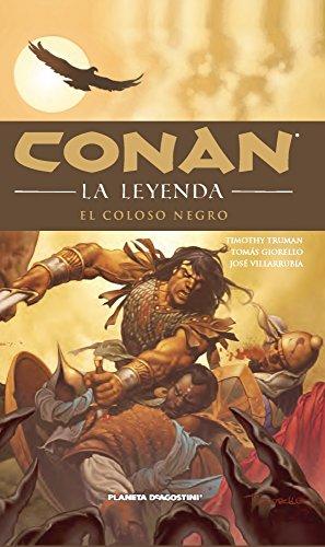 9788468479736: Conan La Leyenda HC Nº8