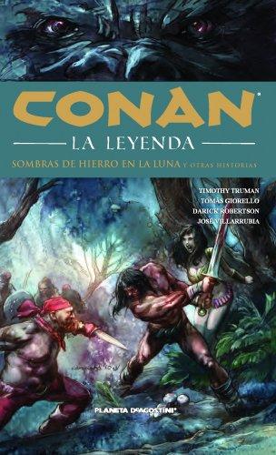 9788468479750: Conan La leyenda nº 10/12: Sombras de hierro en la luna