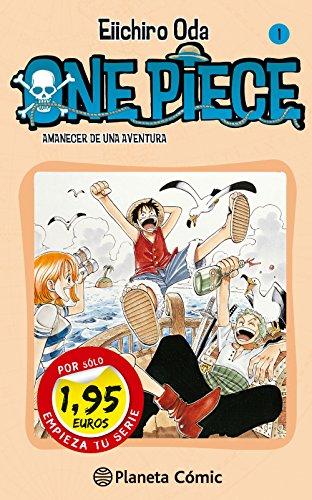9788468480114: One Piece nº1 especial, edición limitada (PROMO MANGA)