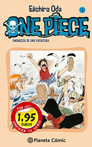 PS ONE PIECE Nº 01 1,95