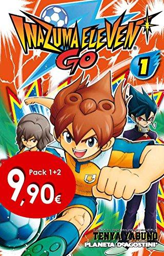 9788468480404: Pack Inazuma Go 1+2