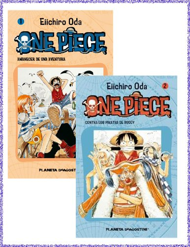 9788468480411: Pack One Piece especial n º01 + One Piece nº 02