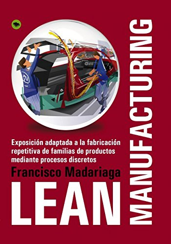 9788468628141: Lean manufacturing