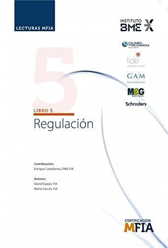 9788468685168: Lecturas FIA - Libro 5: Regulación