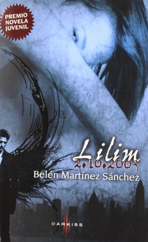 9788468705606: Lilim 02,10,2003 (PREMIO DARKISS)