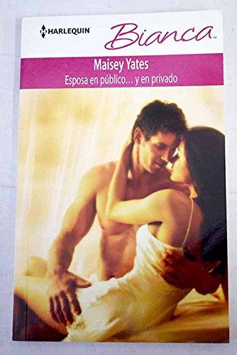 9788468735900: Esposa en público... y en privado (Bianca) (Spanish Edition)