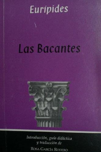 9788468844510: LAS BACANTES