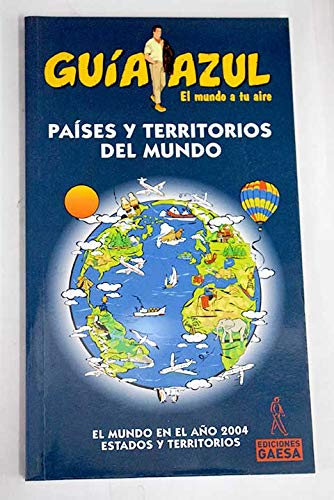 9788468857572: Países y territorios del mundo (2004)