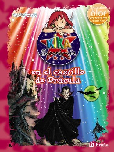 9788469600290: Kika Superbruja En El Castillo De Drácula - Edición Color (Castellano - A Partir De 8 Años - Personajes - Kika Superbruja)
