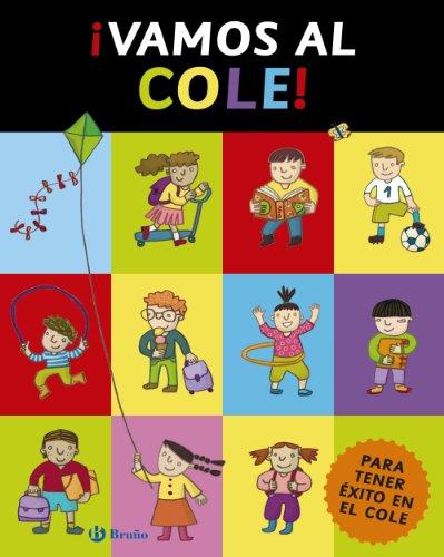 9788469600481: ¡Vamos Al Cole! (+ CD) - Edición Bilingüe (Castellano - A Partir De 3 Años - Libros Didácticos - Otros Libros)