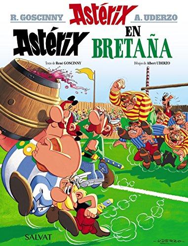 9788469602553: Astérix en Bretaña: Asterix en Bretana