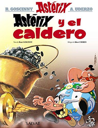 9788469602607: Astérix y el caldero (Castellano - A Partir De 10 Años - Astérix - La Colección Clásica)