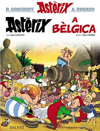 9788469603048: Astèrix a Bèlgica (Catalá - A Partir De 10 Anys - Astèrix - La Col·Lecció Clàssica)