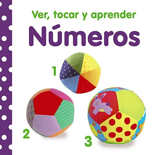 9788469603314: Ver, tocar y aprender: Números (Spanish Edition)