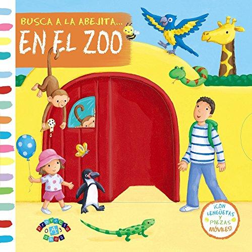 9788469603963: Busca a la abejita... En el zoo