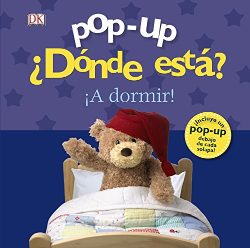 9788469606292: Pop-up. ¿Dónde está? ¡A dormir!