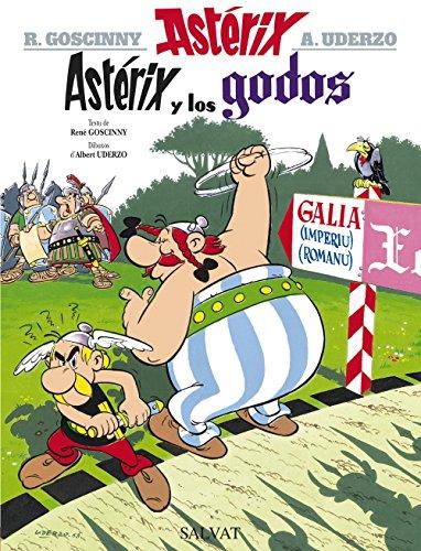 9788469606490: Ast�rix y los godos