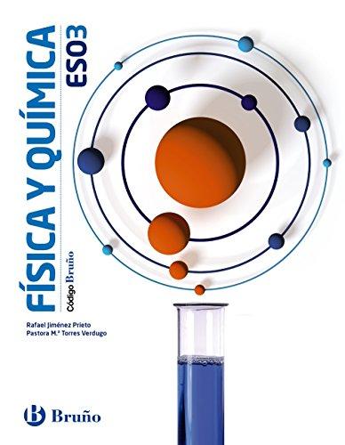 9788469609248: Código Bruño Física y Química 3 ESO - 9788469609248