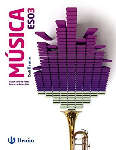 9788469610435: Codi Bruño Música 3 ESO (Código Bruño) - 9788469610435