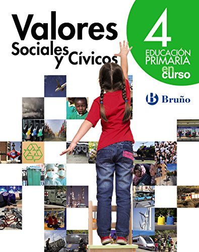 9788469610794: En curso Valores sociales y cívicos 4 Primaria Andalucía - 9788469610794