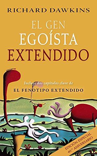9788469620434: El gen egoísta extendido (Castellano - ADULTOS - LIBROS DE PSICOLOGÍA Y MATERNIDAD - Otros libros)