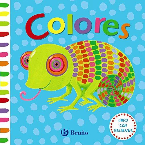 9788469621271: Libro con relieves. Colores (Libro Con Relieves / a Bumpy Book)