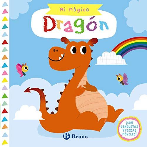 9788469623473: Mi mágico dragón (Castellano - A PARTIR DE 0 AÑOS - PROYECTO DE 0 A 3 AÑOS - Libros manipulativos)