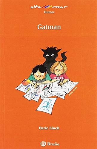 9788469625682: Gatman (Valencià - A Partir De 8 Anys - Altamar)