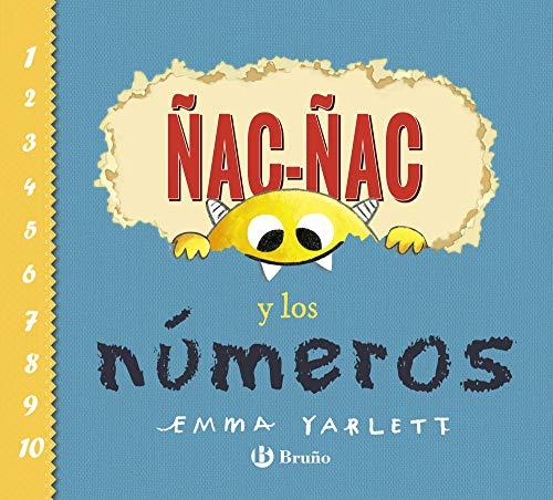 9788469626870: Ñac-ñac y los números (Castellano - A Partir De 0 Años - Cuentos - Otros Libros)