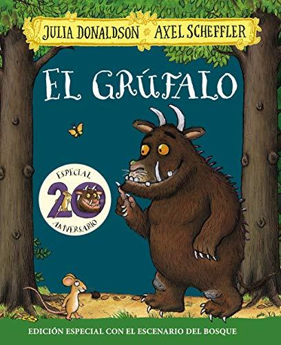 9788469626993: El grúfalo. Edición especial 20 aniversario (Castellano - A PARTIR DE 3 AÑOS - PERSONAJES - El grúfalo)