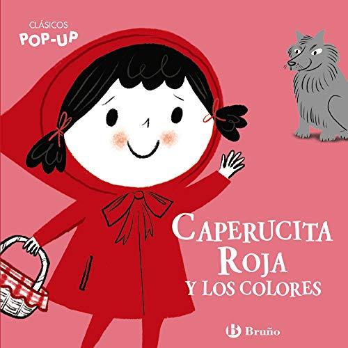 9788469628997: Clásicos Pop-Up. Caperucita Roja y los colores