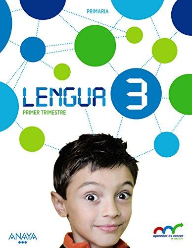 9788469806494: Lengua 3. (Aprender es crecer en conexión) - 9788469806494