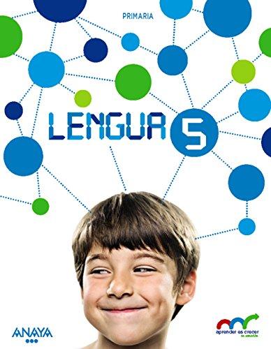 9788469806517: Aprender Es Crecer en Conexión, lengua, 5 Educación Primaria
