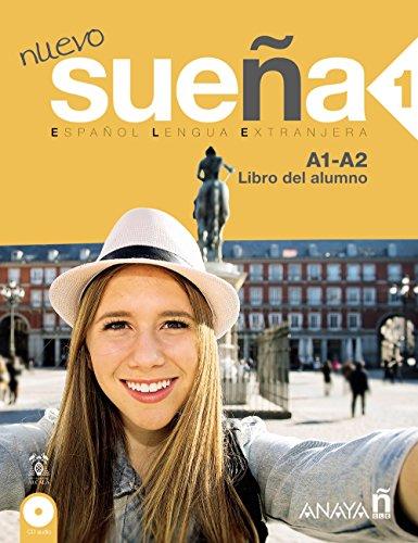 9788469807606: Nuevo Sueña 1. Libro del Alumno A1-A2 [Lingua spagnola]: Libro del alumno 1 (A1-A2): Vol. 1