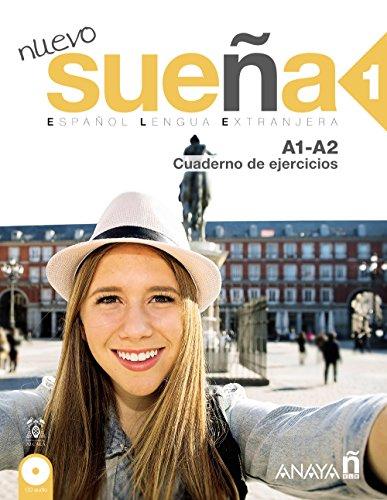 9788469807613: Nuevo Sueña 1. A-1-A2. Cuaderno de Ejercicios (Spanish Edition)
