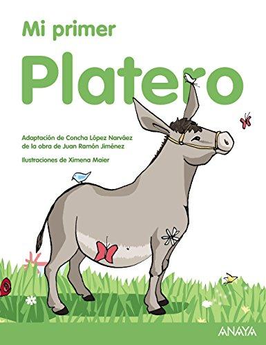 9788469807828: Mi primer Platero (Literatura Infantil (6-11 Años) - Mi Primer Libro)