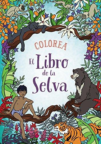 9788469809105: Colorea El Libro de la Selva - AbeBooks - Ann ...