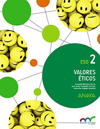 9788469810446: Valores Éticos 2 (Aprender es crecer en conexión)