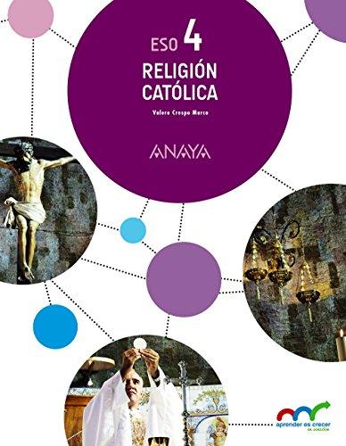 9788469811436: Religión Católica 4. (Aprender es crecer en conexión) - 9788469811436