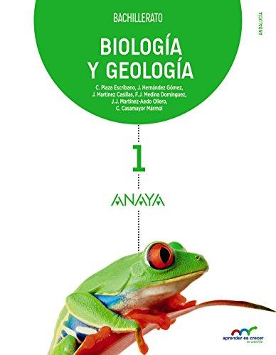 Biología y Geología 1: Plaza Escribano, Concepción;Hernández