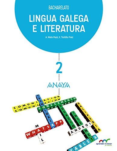 9788469813812: Lingua Galega e Literatura 2 (Aprender é Crecer en Conexión)