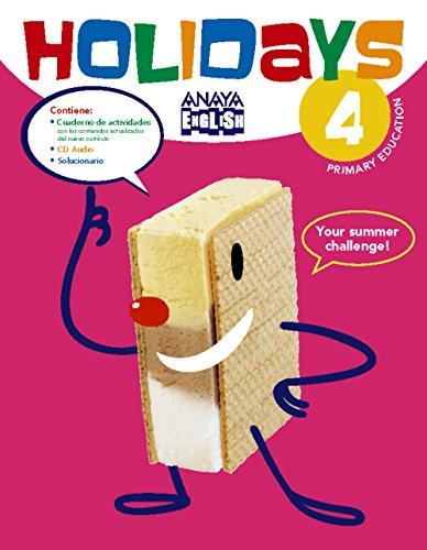 Holidays 4 - Anaya Educación